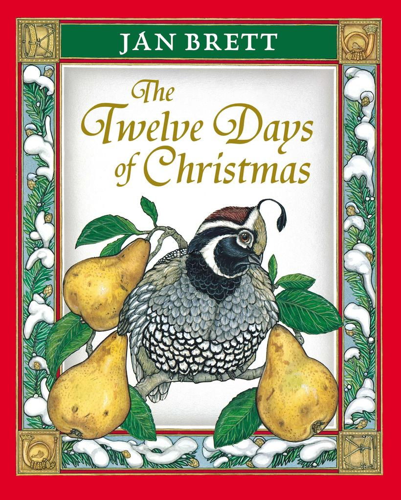 The Twelve Days of Christmas als Buch