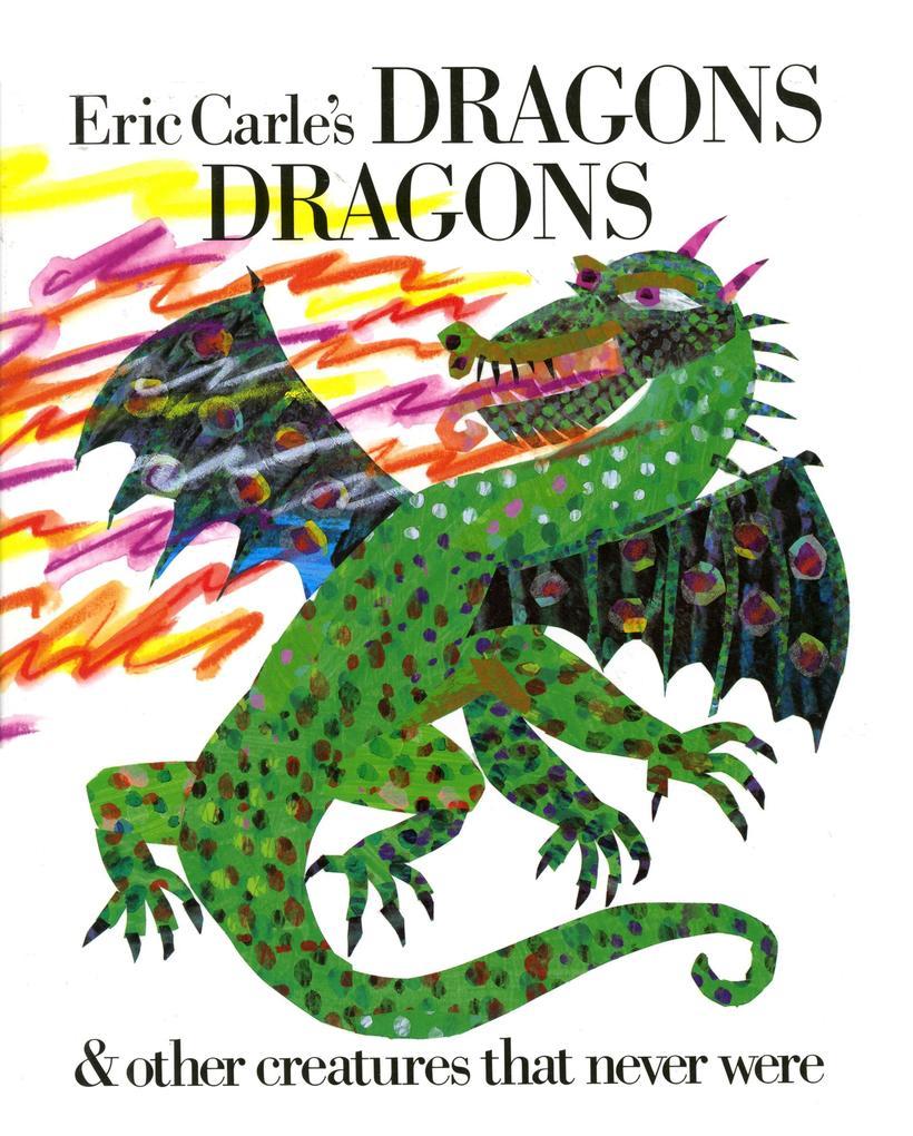 Eric Carle's Dragons, Dragons als Buch (gebunden)