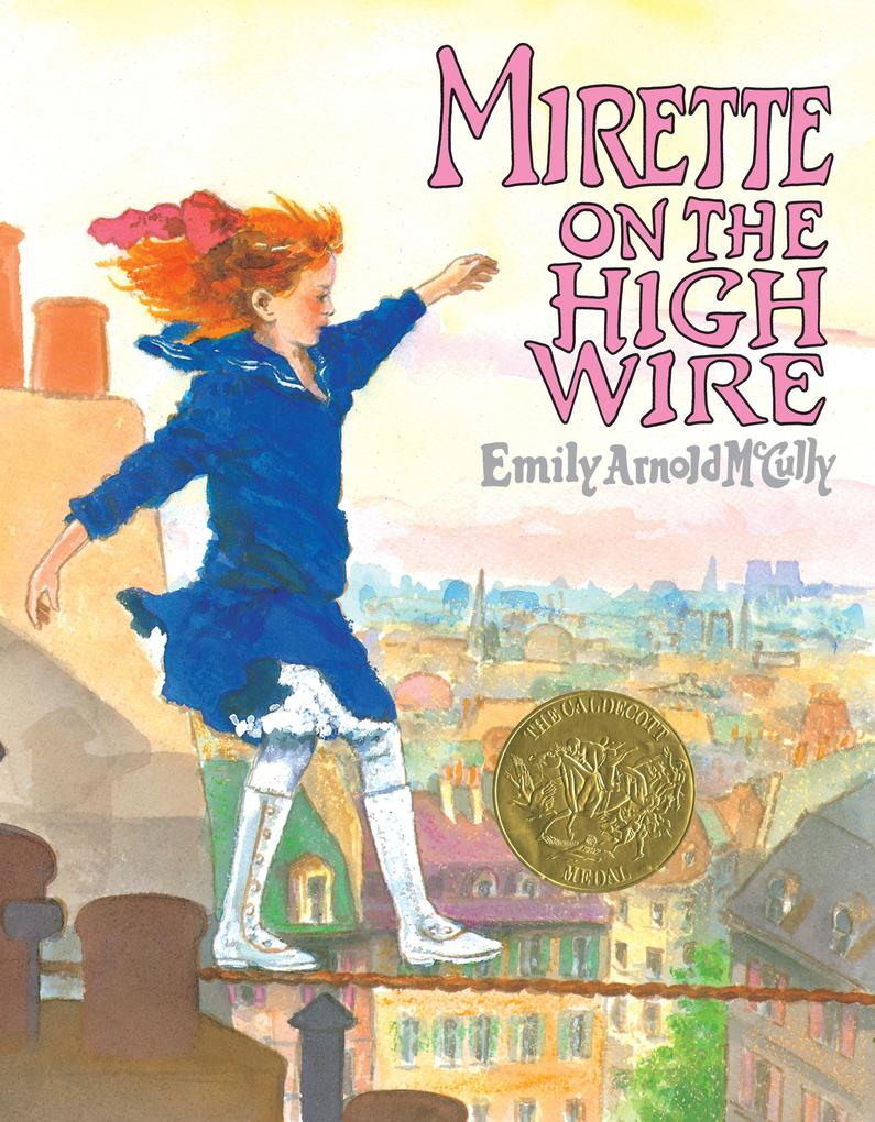 Mirette on the High Wire als Buch
