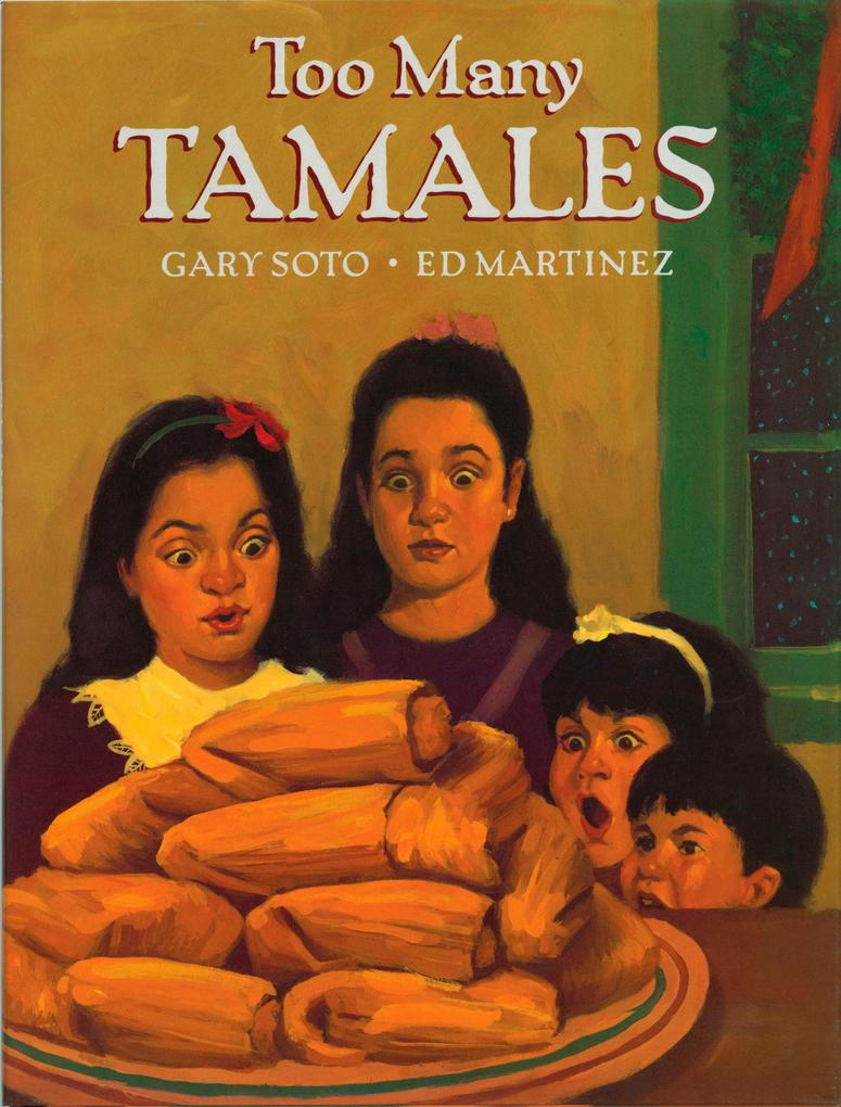 Too Many Tamales als Buch