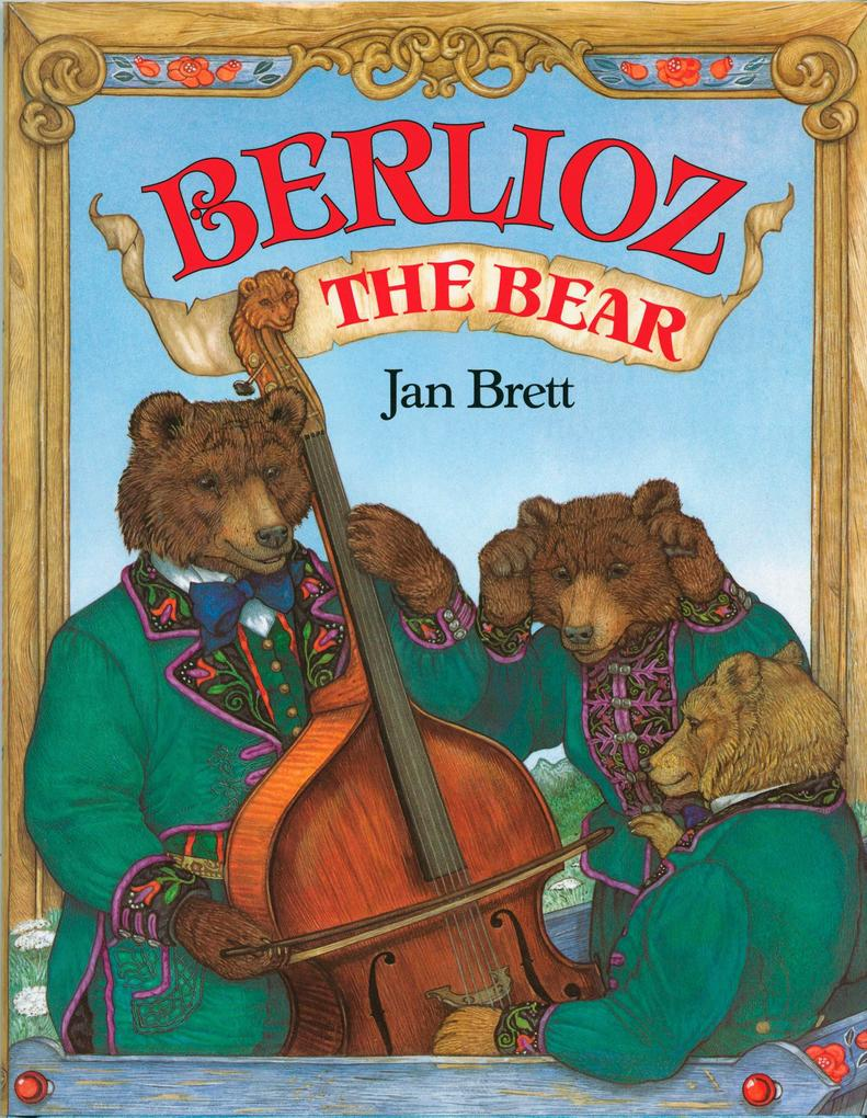 Berlioz the Bear als Buch