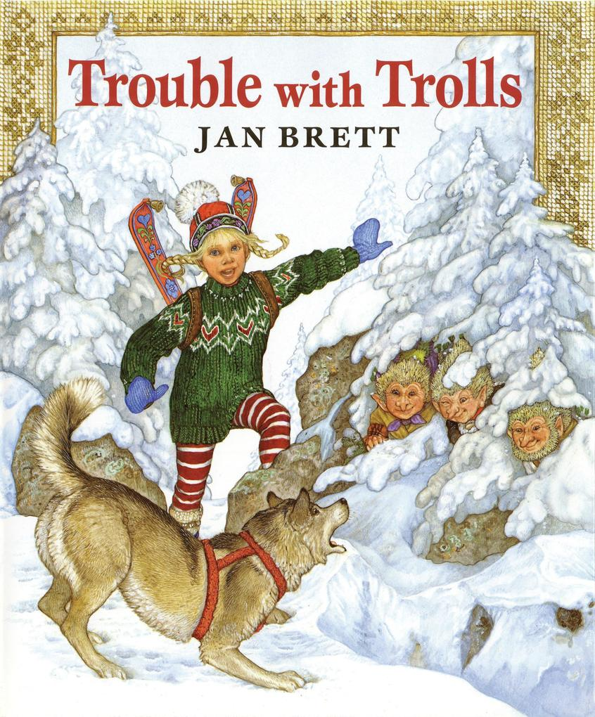 Trouble with Trolls als Buch
