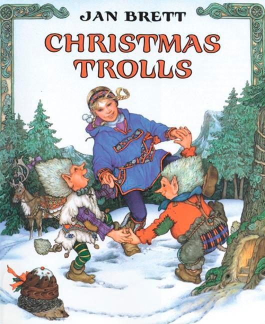 Christmas Trolls als Buch