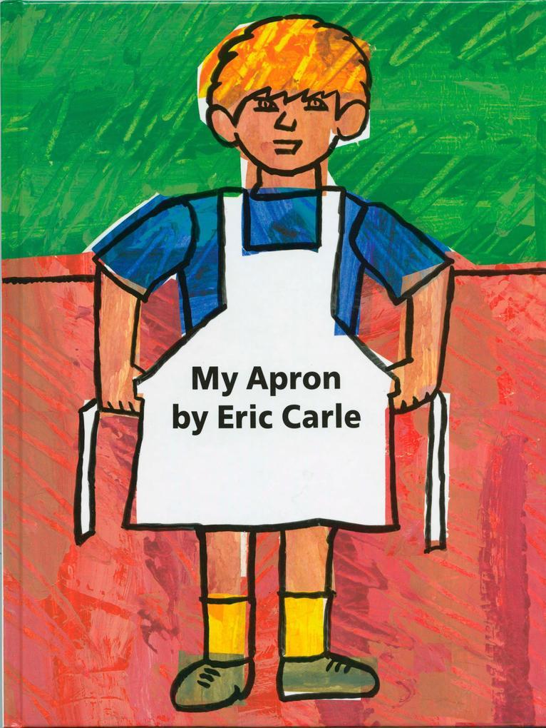 My Apron als Buch