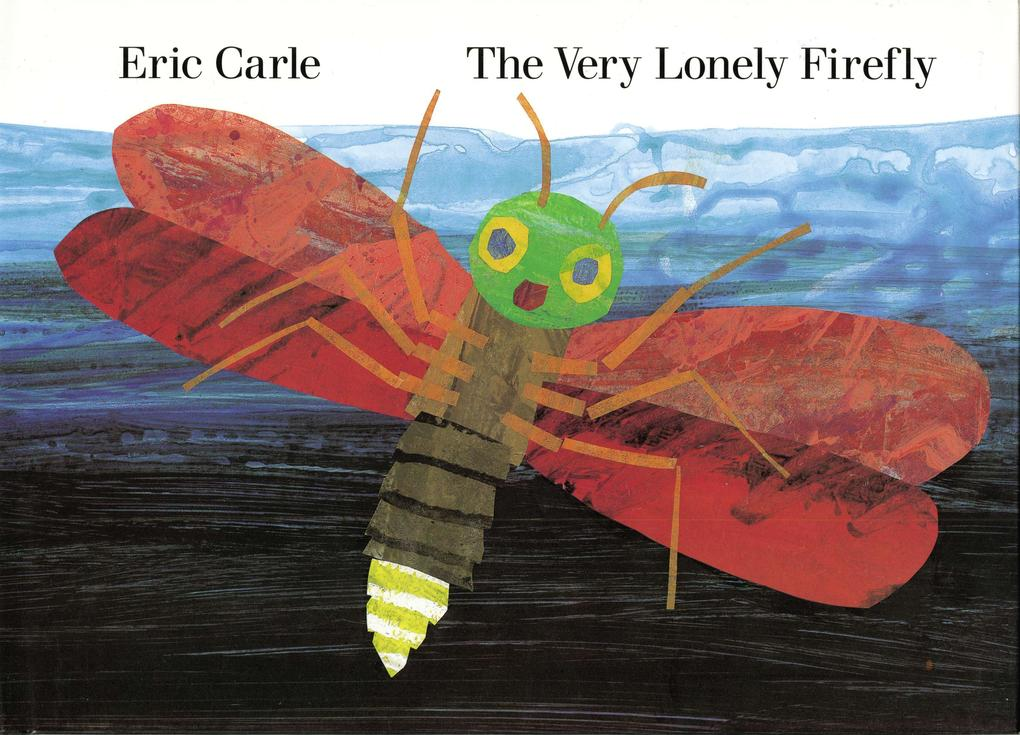 The Very Lonely Firefly als Buch