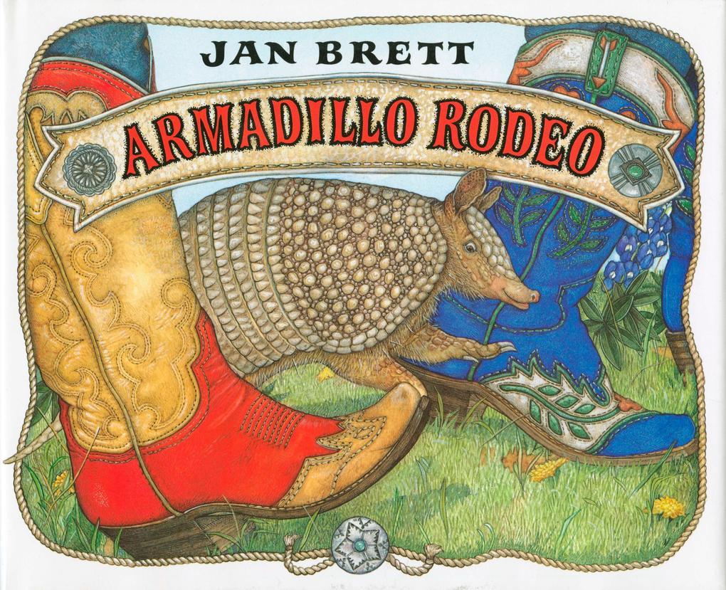 Armadillo Rodeo als Buch