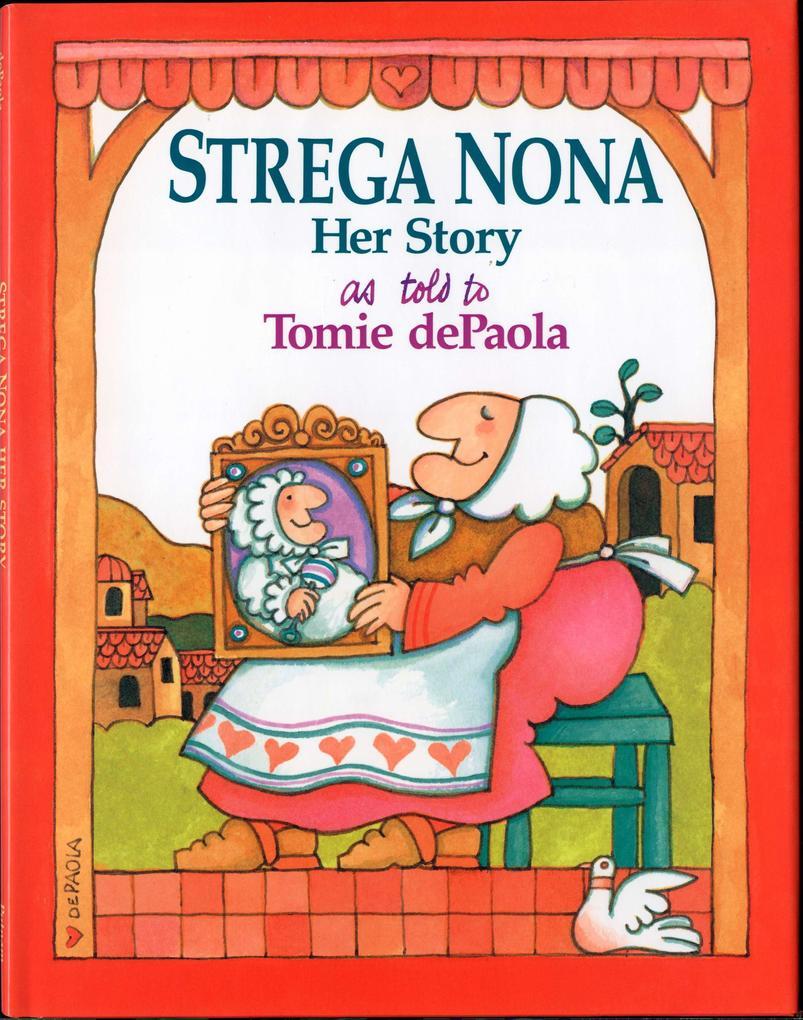 Strega Nona, Her Story als Buch