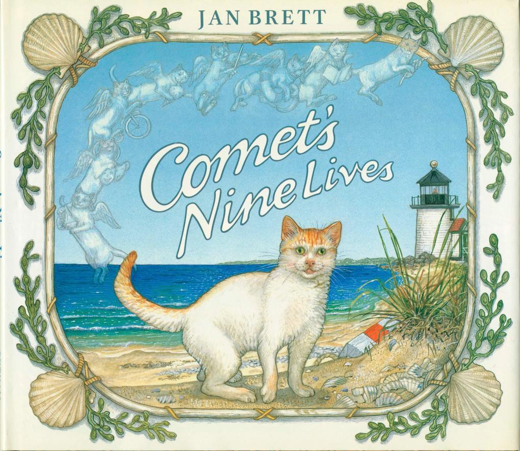 Comet's Nine Lives als Buch