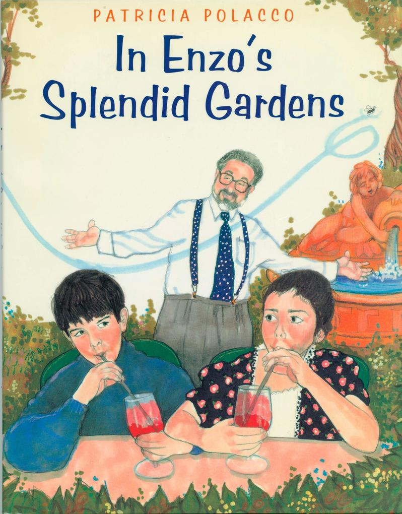 In Enzo's Splendid Garden als Buch