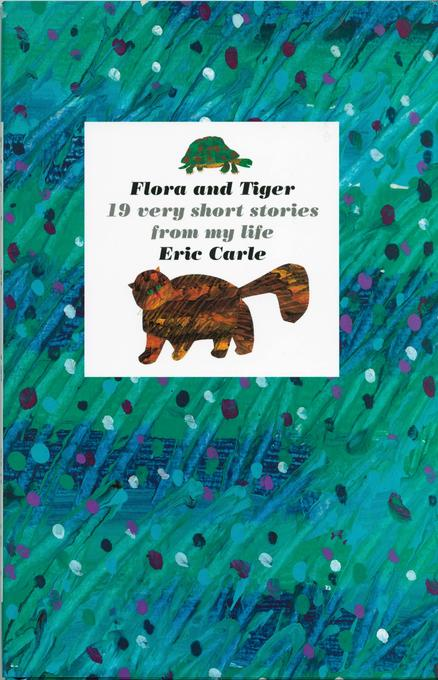 Flora and Tiger als Buch