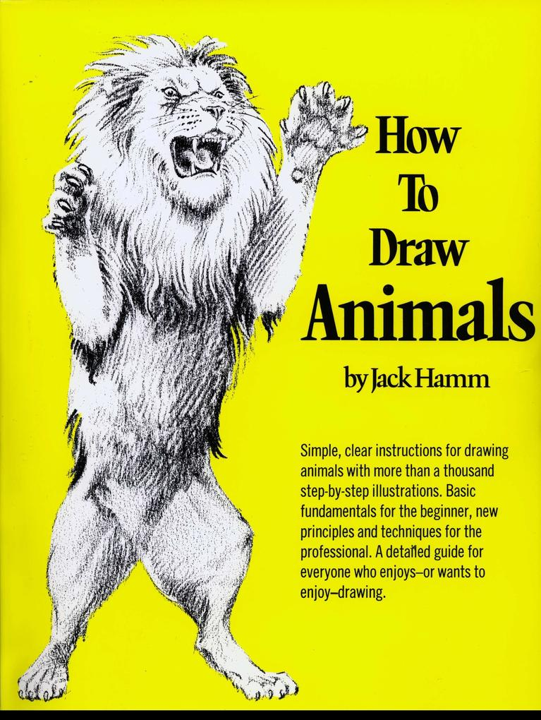 How to Draw Animals als Buch