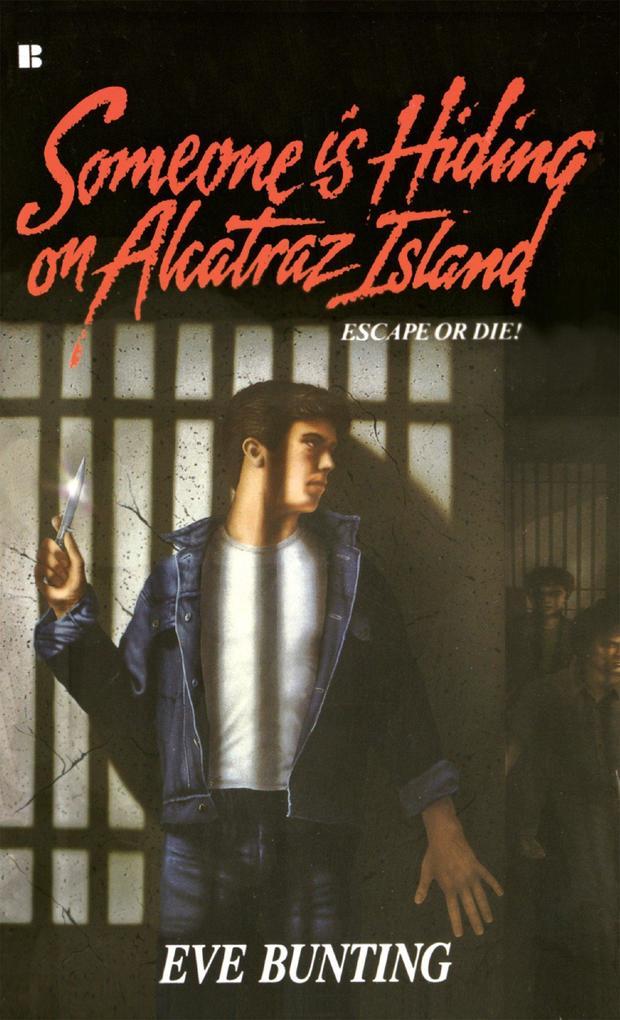 Someone Is Hiding on Alcatraz Island als Taschenbuch