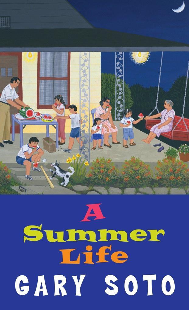 A Summer Life als Taschenbuch