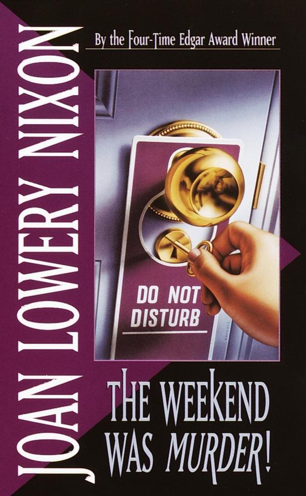 The Weekend Was Murder als Taschenbuch