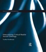 Naturalizing Critical Realist Social Ontology