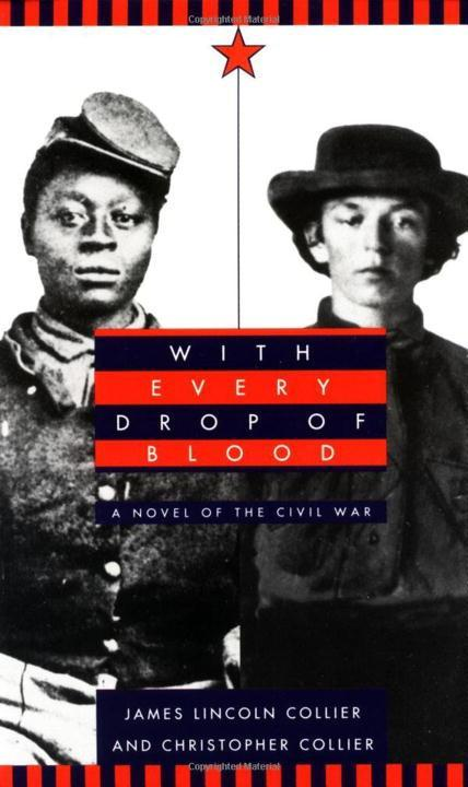 With Every Drop of Blood: A Novel of the Civil War als Taschenbuch