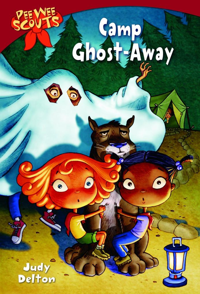 Pee Wee Scouts: Camp Ghost-Away als Taschenbuch