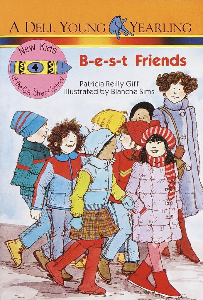 B-E-S-T Friends als Taschenbuch