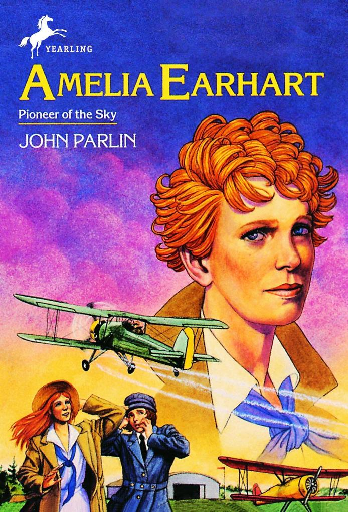 Amelia Earhart: Pioneer in the Sky als Taschenbuch
