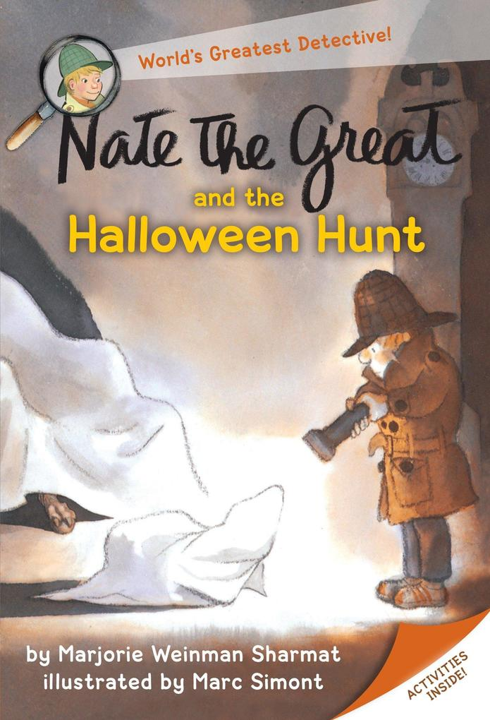 Nate the Great and the Halloween Hunt als Taschenbuch