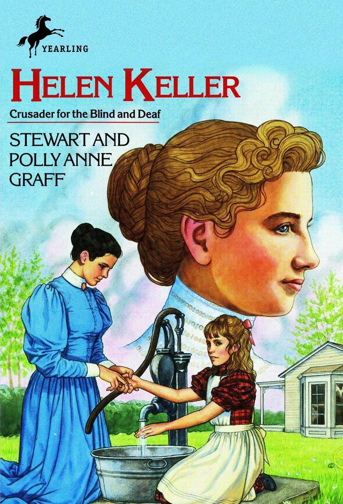 Helen Keller: Crusader for the Blind and Deaf als Taschenbuch