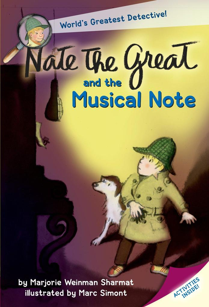 Nate the Great and the Musical Note als Taschenbuch