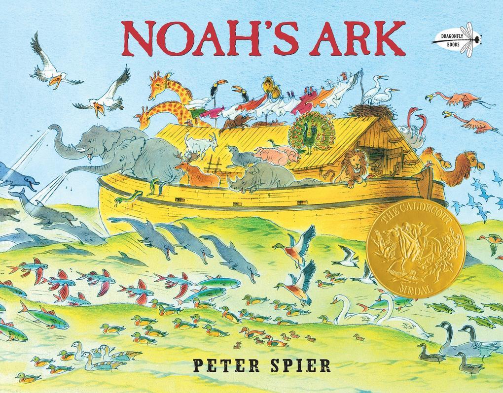 Noah's Ark als Taschenbuch