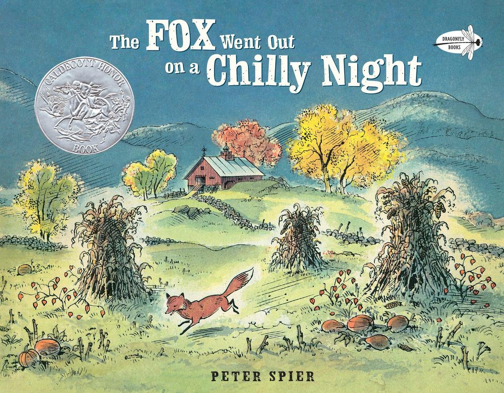 Fox Went Out on a Chilly Night: An Old Song als Taschenbuch