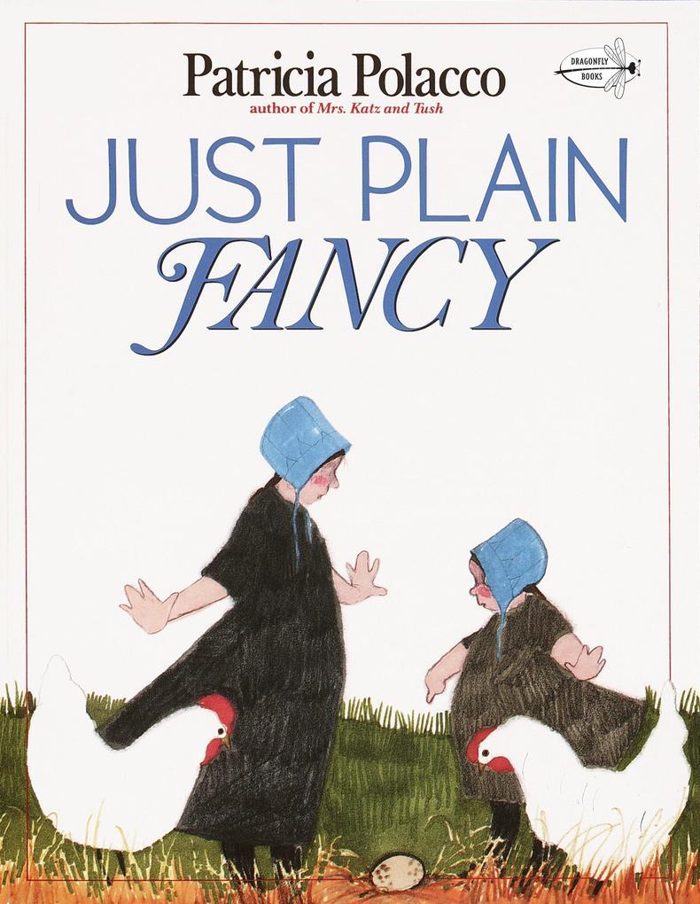 Just Plain Fancy als Taschenbuch
