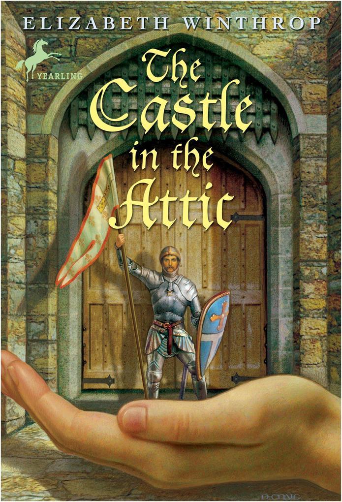 The Castle in the Attic als Taschenbuch
