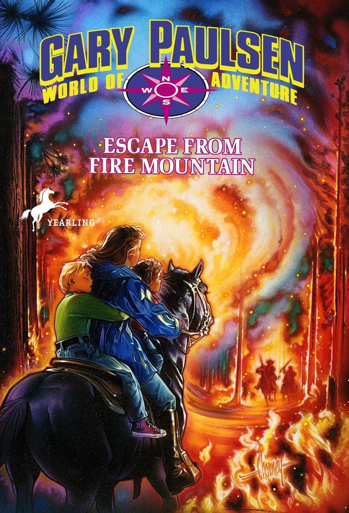 Escape from Fire Mountain als Taschenbuch