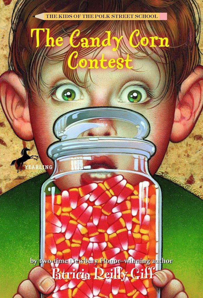 The Candy Corn Contest als Taschenbuch