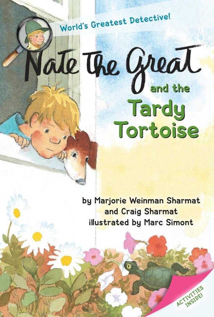 Nate the Great and the Tardy Tortoise als Taschenbuch