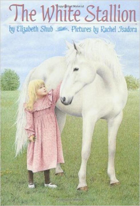 The White Stallion als Taschenbuch