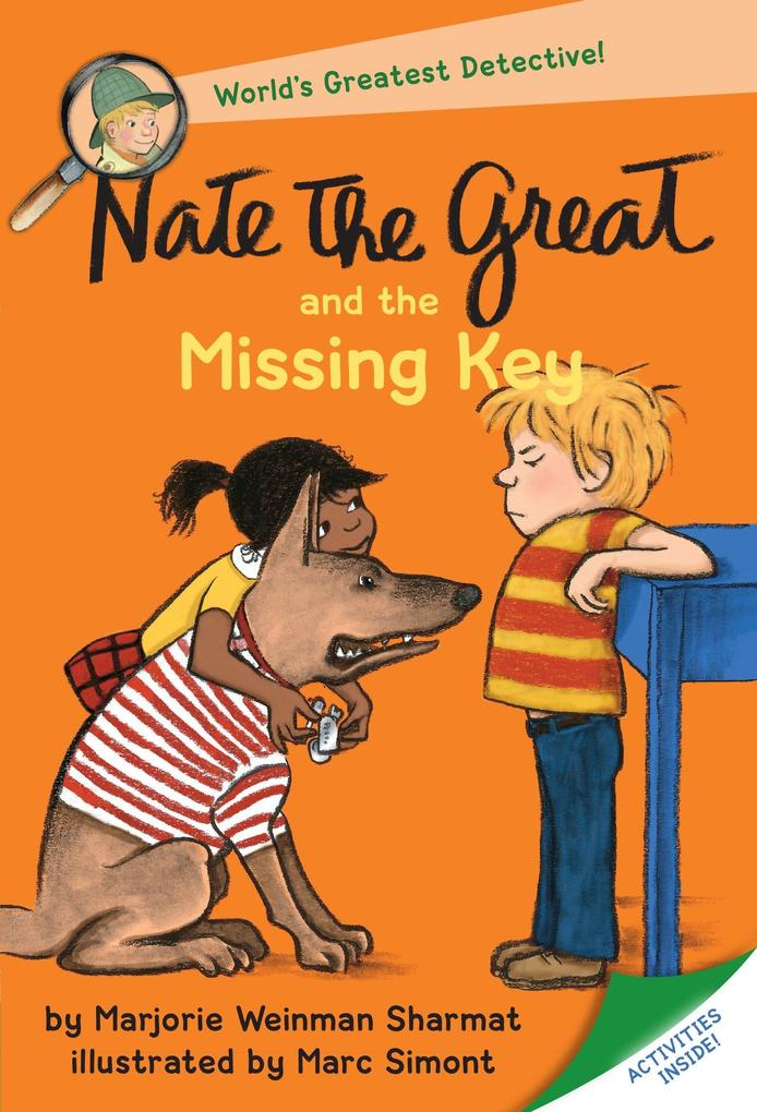 Nate the Great and the Missing Key als Taschenbuch