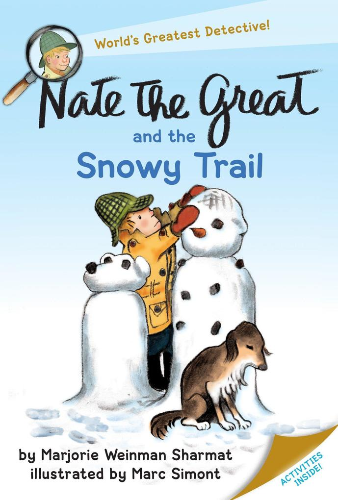Nate the Great and the Snowy Trail als Taschenbuch