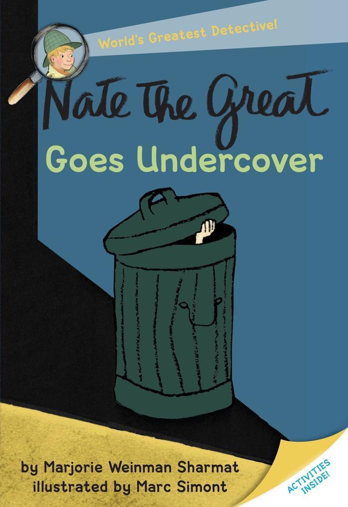 Nate the Great Goes Undercover als Taschenbuch
