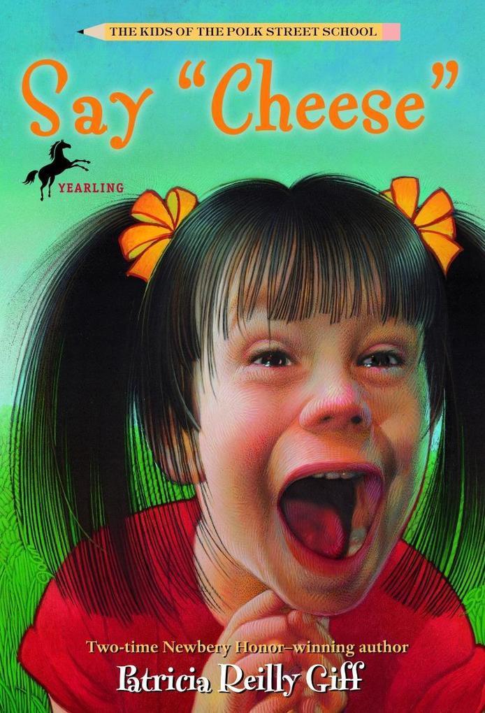"""Say """"Cheese"""" als Taschenbuch"""