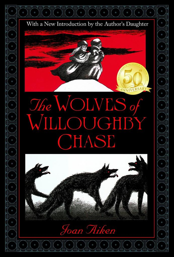 The Wolves of Willoughby Chase als Taschenbuch