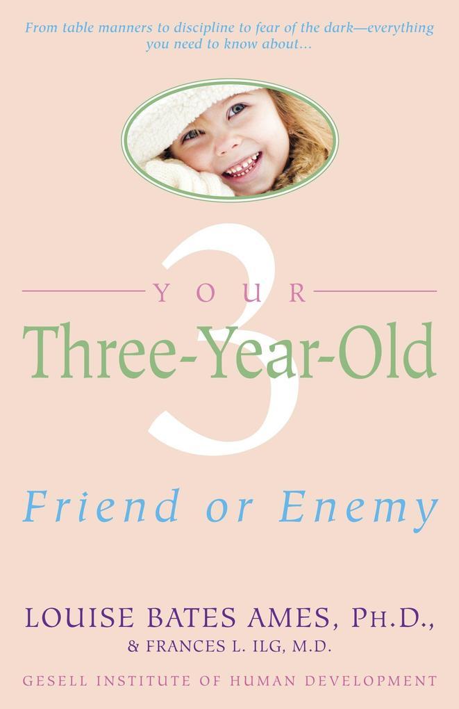 Yr Three Year Old als Taschenbuch