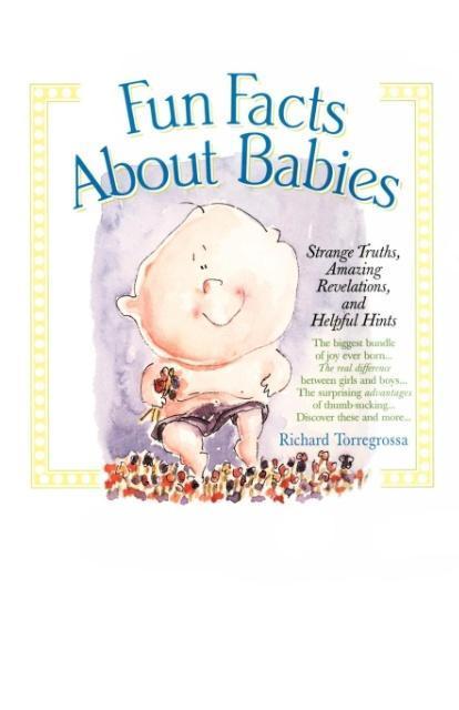Fun Facts about Babies als Taschenbuch