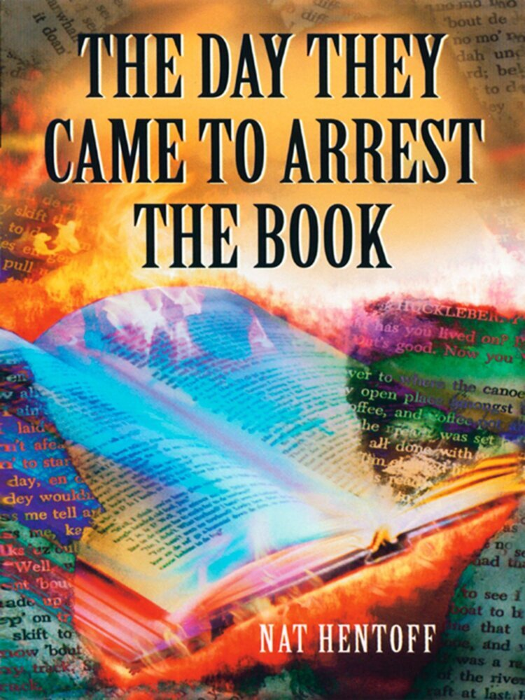 The Day They Came to Arrest the Book als Taschenbuch