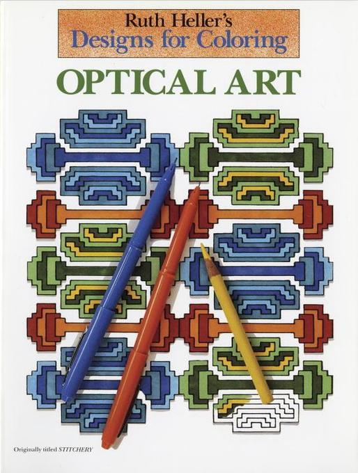 Designs for Coloring: Optical Art als Taschenbuch