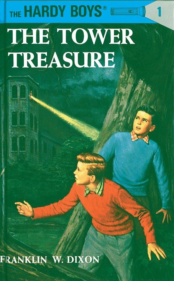 Hardy Boys 01: The Tower Treasure als Buch