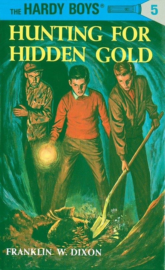 Hunting for Hidden Gold als Buch