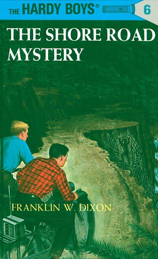 Hardy Boys 06: The Shore Road Mystery als Buch