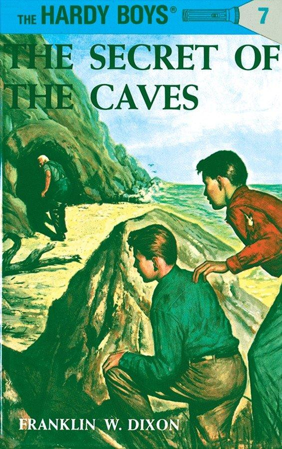 Hardy Boys 07: The Secret of the Caves als Buch
