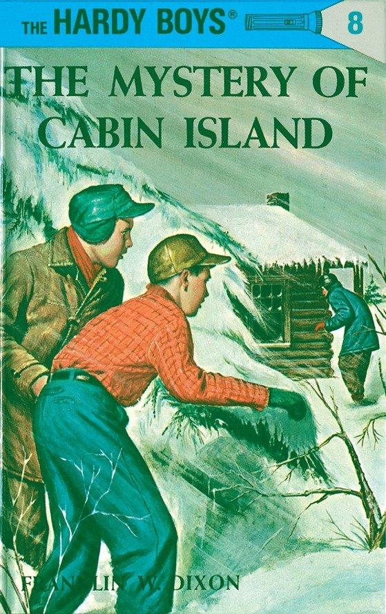 Hardy Boys 08: The Mystery of Cabin Island als Buch