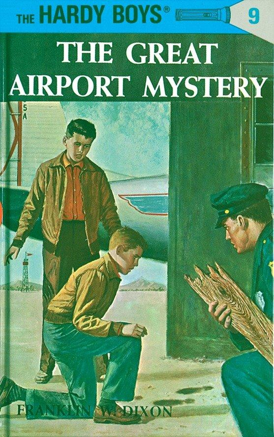 The Great Airport Mystery als Buch