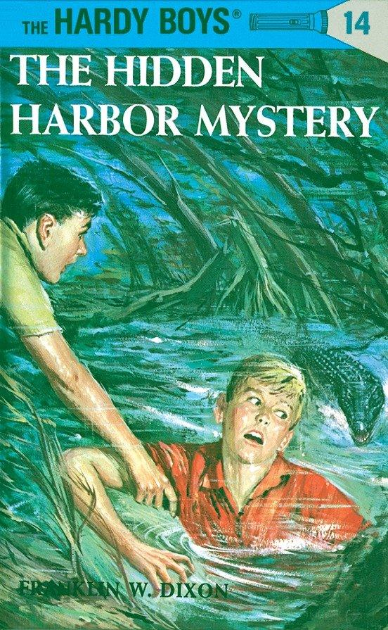 The Hidden Harbor Mystery als Buch